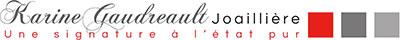 Karine Gaudreault Joaillière Logo